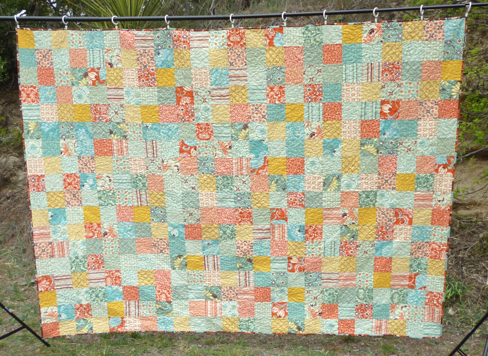 Image Result For How Many Charm Packs To Make A Queen Size Quilt