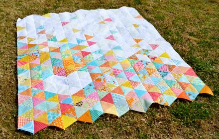 Heart Quilt Tutorial | Must Love Quilts