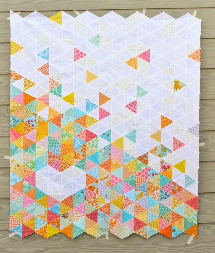 Heart Quilt Tutorial | Must Love Quilts
