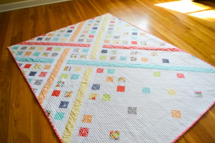 Modern Trellis - Must Love Quilts
