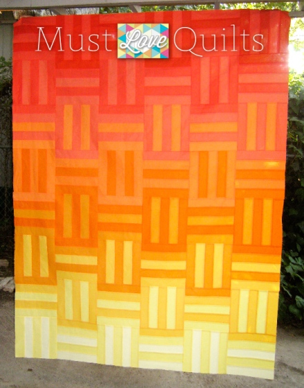 Sunset - Must Love Quilts