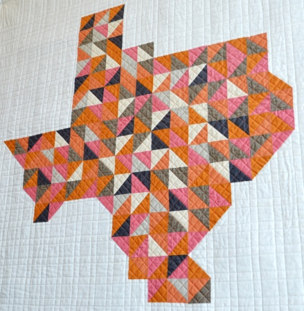 Texas Quilting Detail - Must Love Quilts