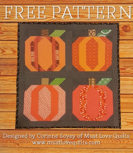 Punkin Patch | Must Love Quilts