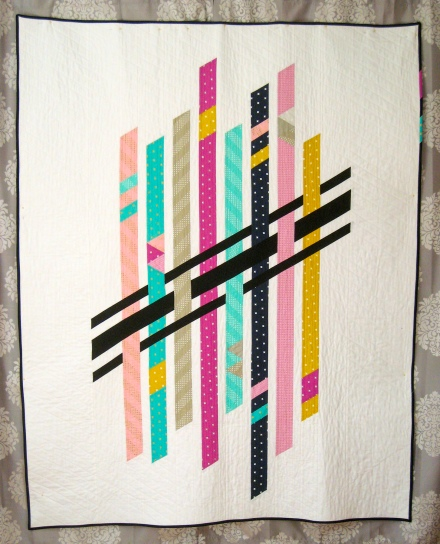 Must Love Quilts - Crossing the Line