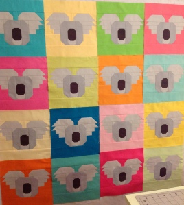 Koala - Must Love Quilts