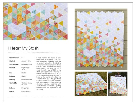 Must Love Quilts Journal