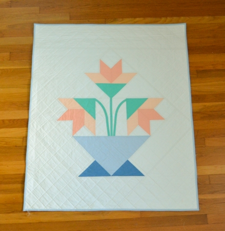Must Love Quilts - Giant Carolina Lily