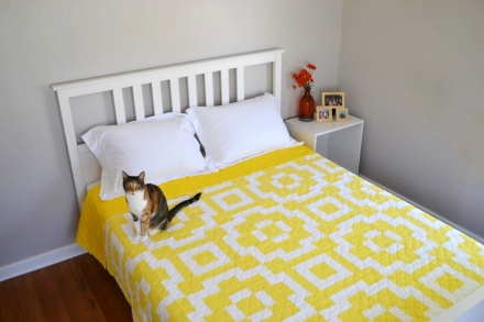 Sunshine Tiles Pattern Coming Soon | Must Love Quilts