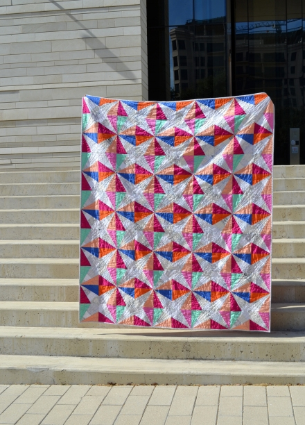 Firecrackers by Must Love Quilts
